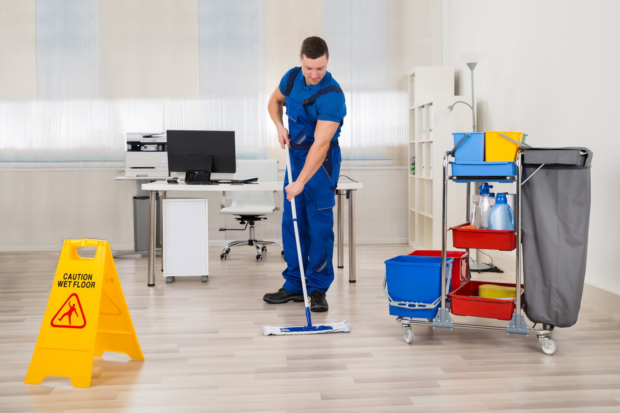 Image result for Office Cleaning  istock
